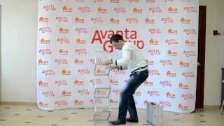 Видео Fremark Holder(Видеоролик о сборке мобильной стойки для буклетов Fremark Holder., 2016-04-04T06:57:27.000Z)