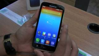 Lenovo A859 Review HD ( in ROmana ) - www.TelefonulTau.eu -