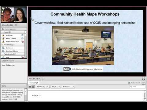 Midday at the Oasis: Mapping Your Community's Health