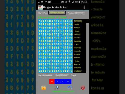 Progwhiz Hex Editor - Apps on Google Play