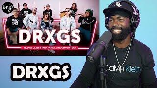 Download lagu DRXGS - YELLOW CLAW & SARA FAJIRA FT. INDOMUSIKTEAM #PETIK Reaction