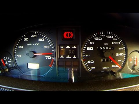 700HP Audi 200 2.2 20V Turbo Acceleration SOUND