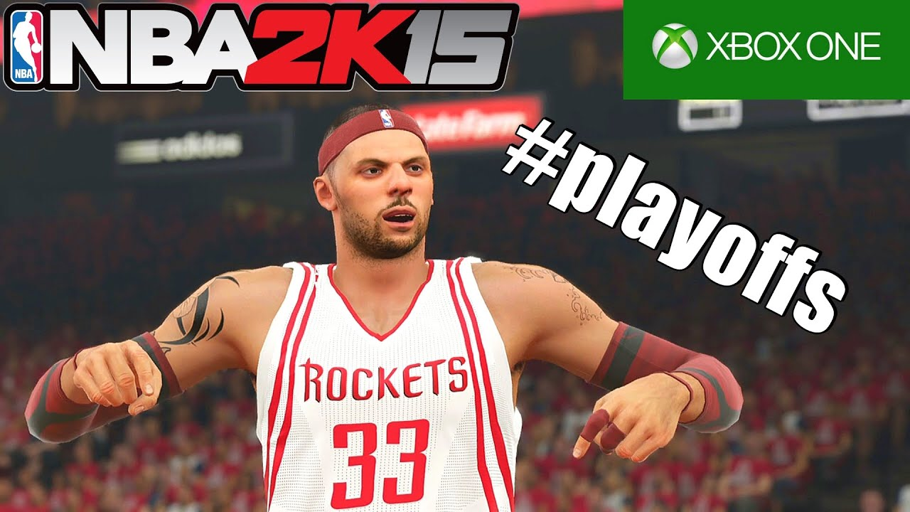 NBA 2K15 - My Career: PLAYOFFS BABY!!! [Xbox One] - YouTube