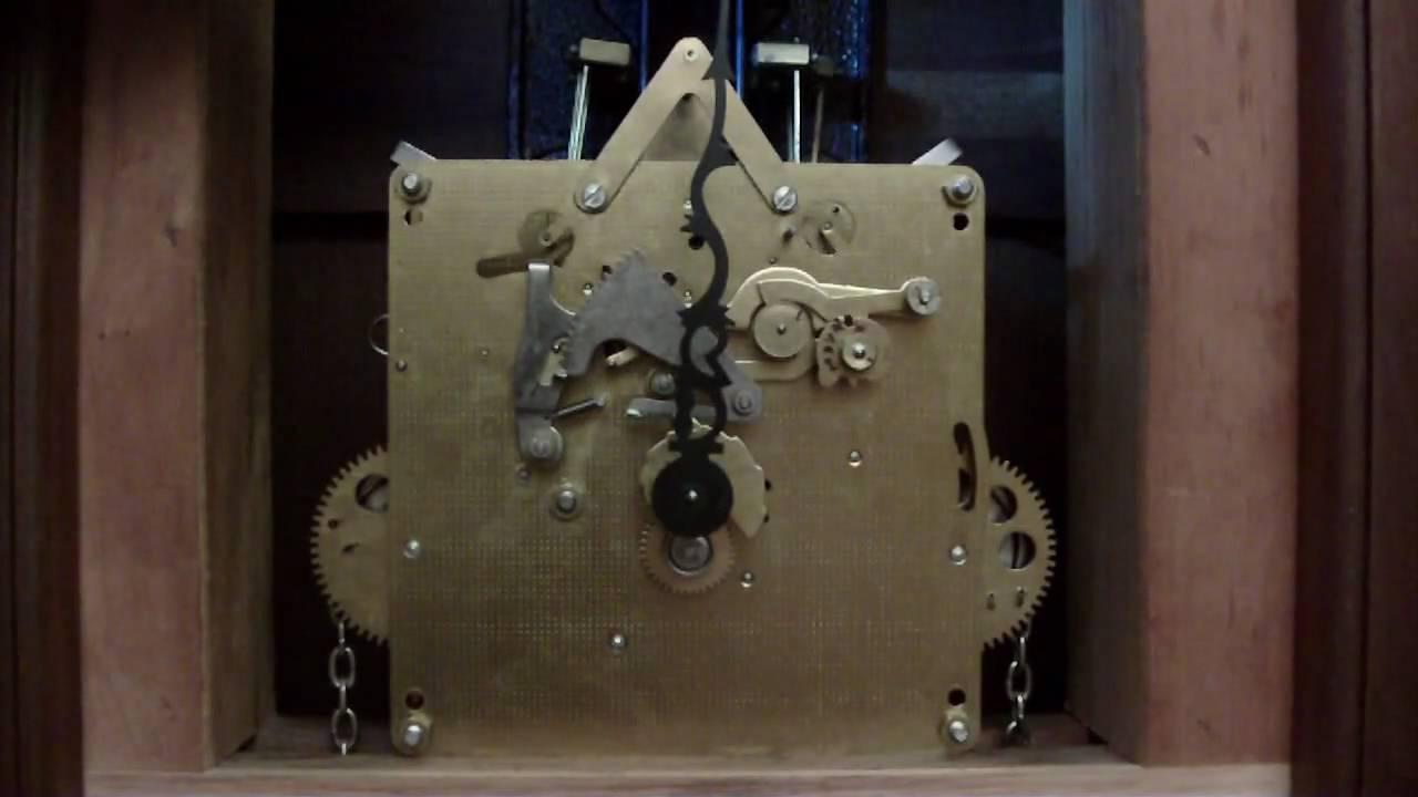 Black Forest Clock Diagram Grandfather