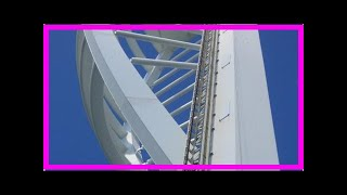 Breaking News | Abseil down Spinnaker Tower for QA Hospital