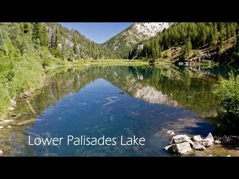 Palisades Lakes Idaho Hiking Trail Guide