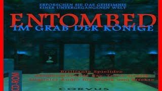 """Entombed - Im Grab der Könige 1994 PC """"Deutsch/German"""""""