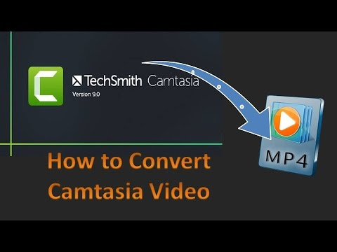 turn camrec to mp4