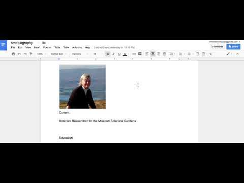 Brandon Thompson Ecology Lesson Plan
