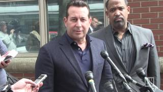 Jose Baez said Aaron Hernandez's family will donate his brain to CTE research