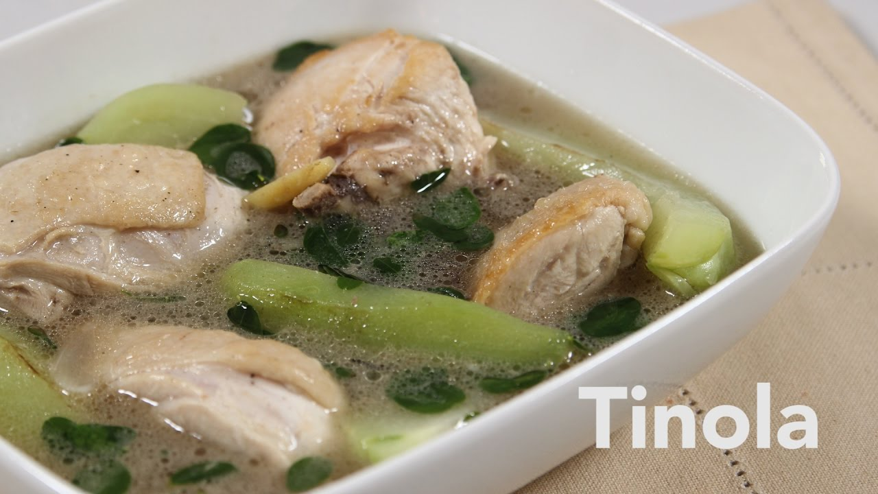 recipe: chicken tinola recipe [16]