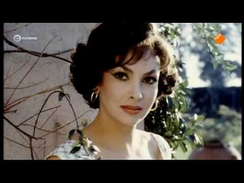 Sophia Loren, Marcello Mastroianni, Gina Lollobrigida, Claudia Cardinale interview in De TV Show