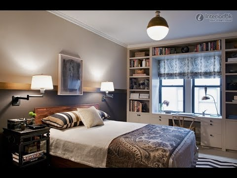 Bay Window Desk for Home Design Ideas - YouTube