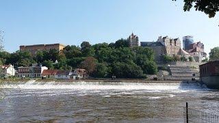 Wandertag an der Saale @ Bernburg - An der Saale hellem Strande - 09/2014