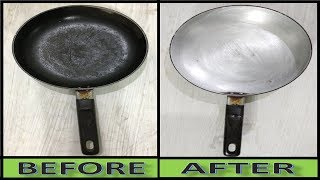 How to Re-Use a Nonstick Pan That Has Lost Its Coating