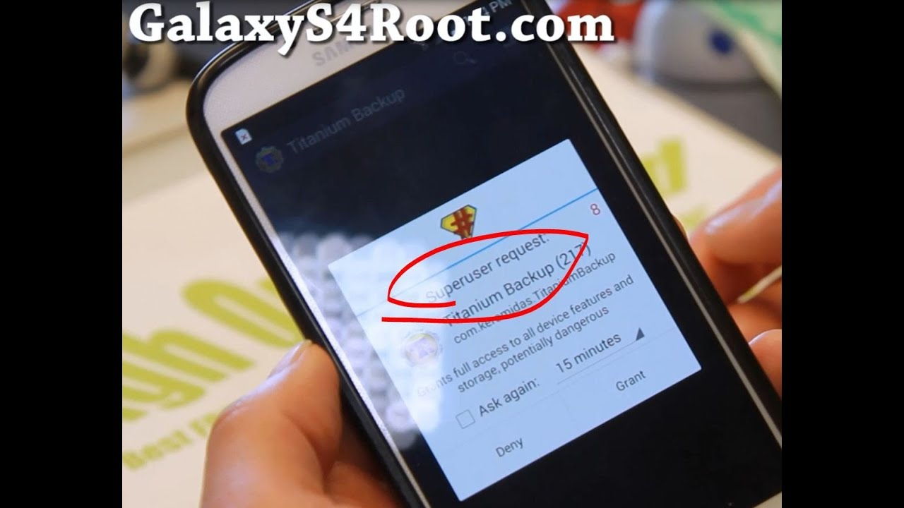How to Root AT&T/Verizon Galaxy S4 and S4 Active on Android