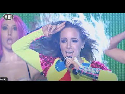 Καλομοίρα LIVE @ Mad VMA 2015 by Coca-Cola (Full Version)