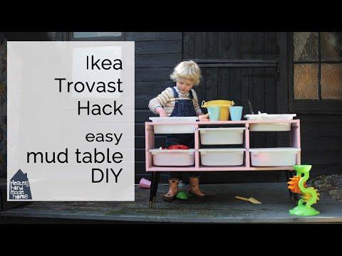 diy-mud-table,-ikea-trovast-hack