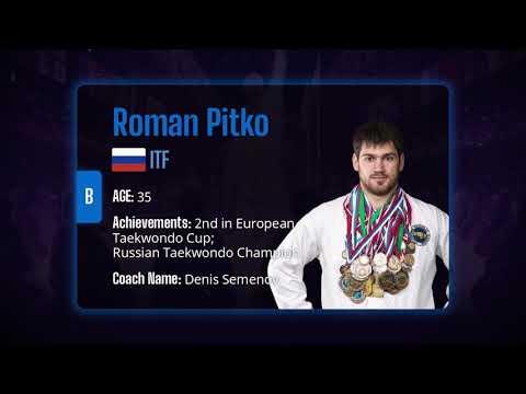 Meet the Athletes - Roman Pitko | 2nd Ludus Star Championships