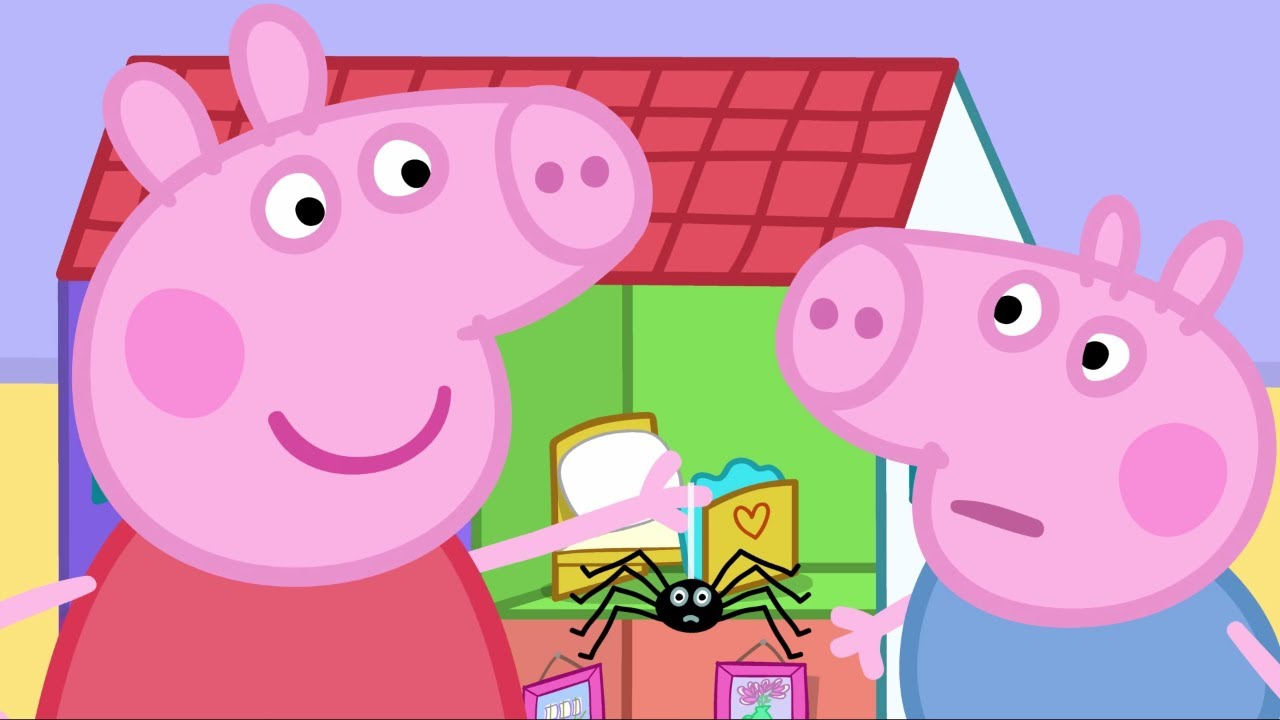 Peppa Pig Official Channel | Peppa Pig's Halloween ...