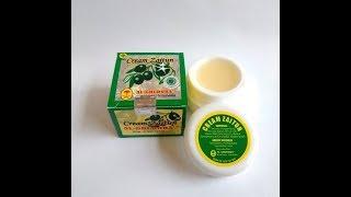 Cream Zaitun - Pemutih Wajah 082135520009