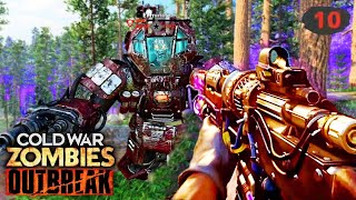 COLD WAR ZOMBIES OUTBREAK GAMEPLAY - FULL WALKTHROUGH! (Season 2 Cold War)