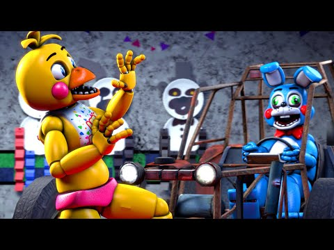 Thumbnail: FNAF Sister Location Top 5 Five Nights At Freddy's Animation Compilation NEW SFM