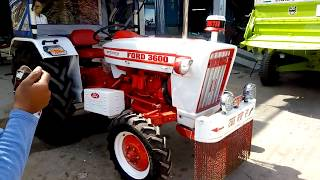 FORD 3600 tractor model 1978 full modified for sale in fatehabad mandi