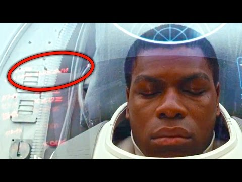 Star Wars THE LAST JEDI Trailer Breakdown - Easter Eggs & Predictions