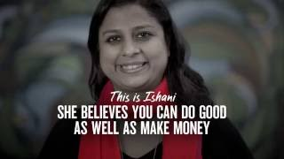 Ishani Chattopadhyay believes start ups can create positive impact whilst making money thumbnail