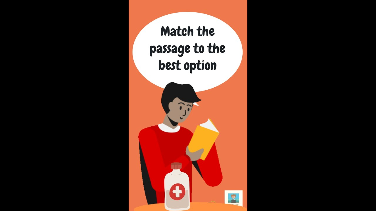 OET Reading: Multiple-choice questions