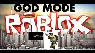 Roblox God Mode Hack