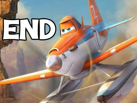 Disney Planes The Video-Game - Part 12 - RIPSLINGER TO THE E
