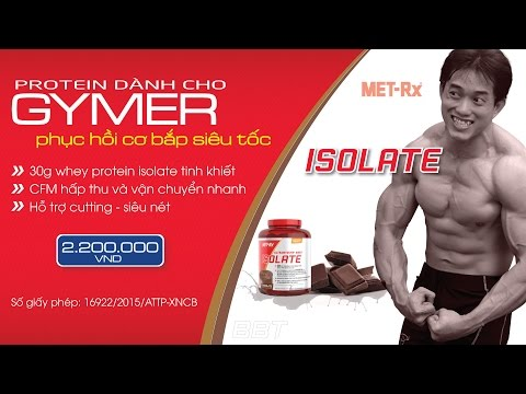 Whey Protein 1 - Cách phân biệt whey tốt - xấu - CFM - Concentrate - Isolate -Hydrolyzed
