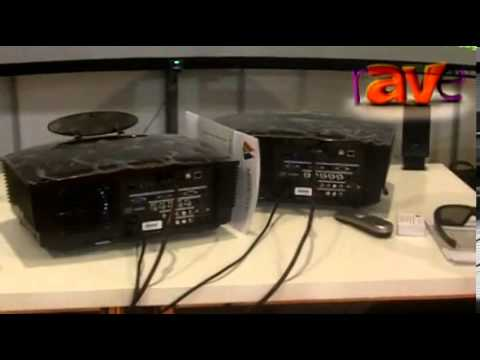 ISE 2013: Shanghai Mviewtech Shows its MPGA20X 3D Hardware Edge Blending Device