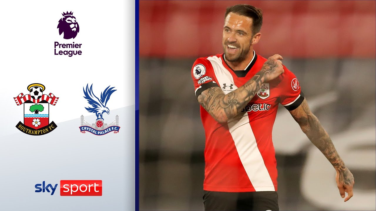 Doppelpacker Ings! | FC Southampton - Crystal Palace 3:1 | Highlights - Premier League