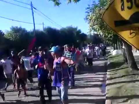 Sud America  gualeguychu 2015