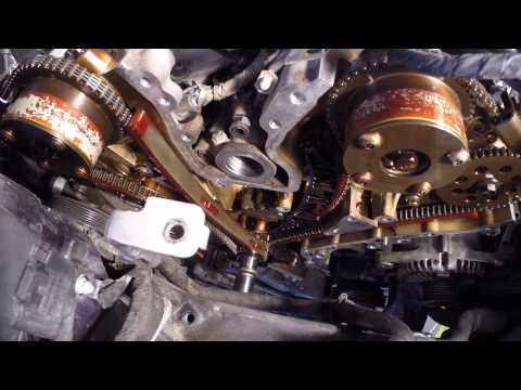 Hyundai Timing Chain Tensioner Problem - YouTube