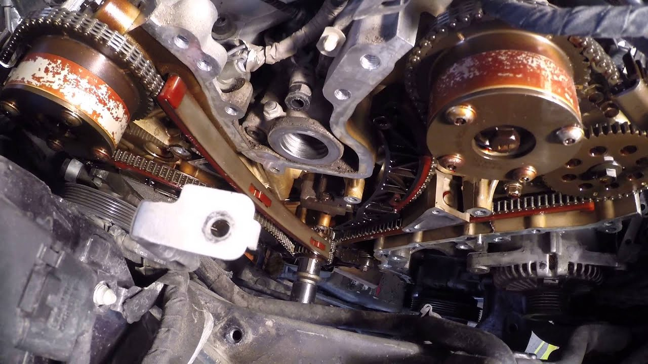 Hyundai Timing Chain Tensioner Problem