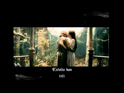 Lord of the Rings - Evenstar,   * This is a dream *