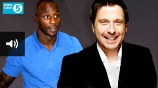 Mark (Chappers) Chapman BBC 5 Live 606 gets I McHunt(ed)