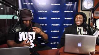 Gambar cover Hit-Boy on Most Interesting Studio Session with Kanye on Sway in the Morning | Sway's Universe