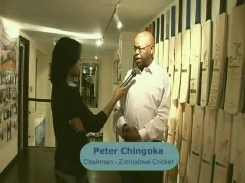 Museum Opening  Peter Chingoka
