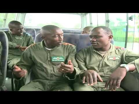 Kenya @50:The Kenyans Behind Air Force Jets