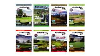 DESTINATION GOLF (World Golf Awards 2014 Presentation)