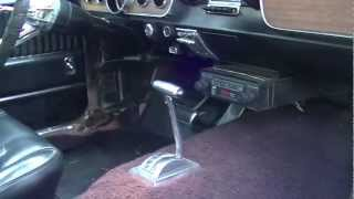 1966 Mustang Coupe Part 2 Interior