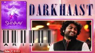 New Arijit Singh Song Darkhast (Shivaay) Hindi Bollywood With Lyrics