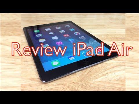 Review iPad Air - Análisis completo iPad Air