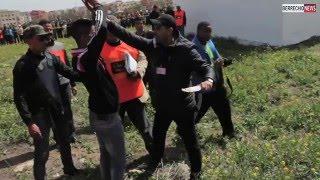 بالفيديو: تفاصيل وإعادة تمثيل جريمة القثل بمقبرة سيدي زاكور ببرشيد