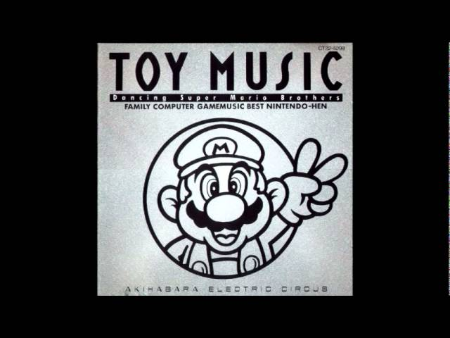 Toy Music: Dancing Super Mario Brothers Track 5: Parthena's Mirror (Kid Icarus)